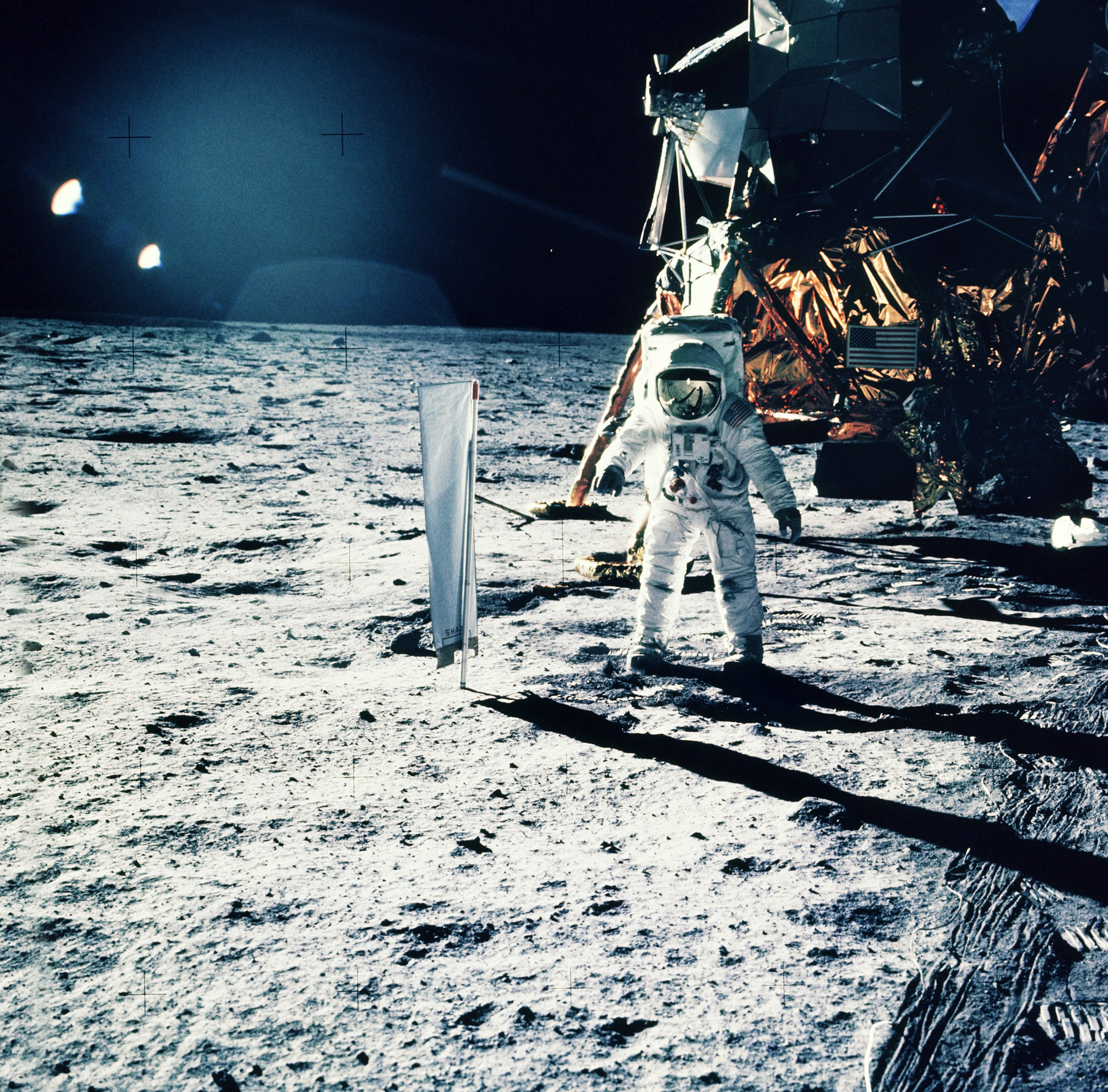 A Weekend Walk on the Moon